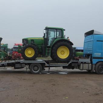 Krovinių gabenimas tech. pagalba iki 17t / Ignas Skučas / Darbų pavyzdys ID 330793