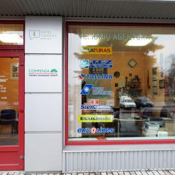 Reklamos  gamybos centras / Reklamos gamybos centras MB / Darbų pavyzdys ID 331329