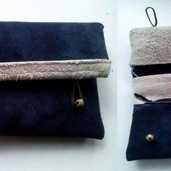 Dailiųjų tekstilės ir odos dirbinių gamyba / Dovilė / Darbų pavyzdys ID 331651
