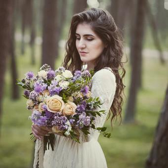 Vestuvinė floristika / Arina / Darbų pavyzdys ID 331759