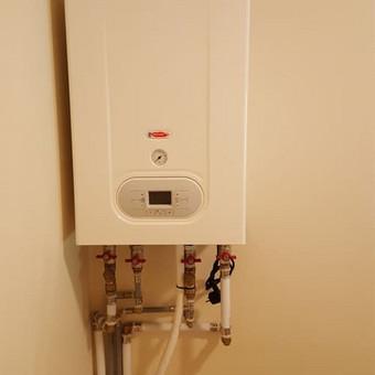 Statote namą ir reikia naujos šildymo sistemos?Kreipkites,padesime.