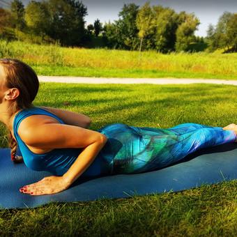 Fitness joga / Joana Vetockina / Darbų pavyzdys ID 331987