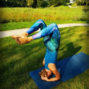 Fitness joga / Joana Vetockina / Darbų pavyzdys ID 331993
