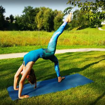 Fitness joga / Joana Vetockina / Darbų pavyzdys ID 331995