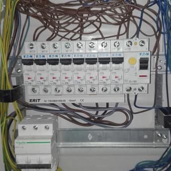 Elektrikas Panevėžio apskrityje / Mantas Striška / Darbų pavyzdys ID 332355