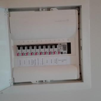 Elektrikas Panevėžio apskrityje / Mantas Striška / Darbų pavyzdys ID 332363