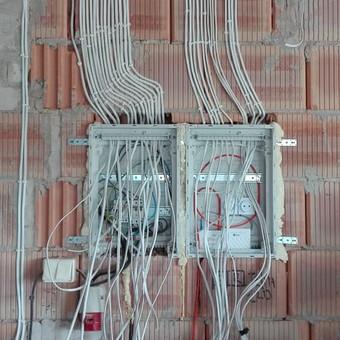 Elektrikas Panevėžio apskrityje / Mantas Striška / Darbų pavyzdys ID 332369