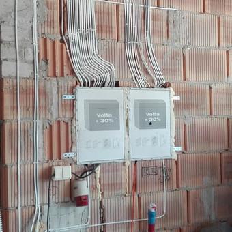 Elektrikas Panevėžio apskrityje / Mantas Striška / Darbų pavyzdys ID 332371