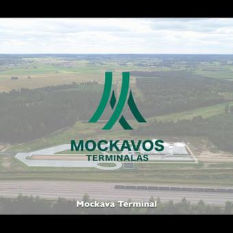 Mockavos terminalas (promo video iš oro ir nuo žemės)