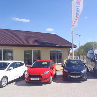 automobiliu ir mikroautobusu nuoma / rentcar.lt / Darbų pavyzdys ID 333621