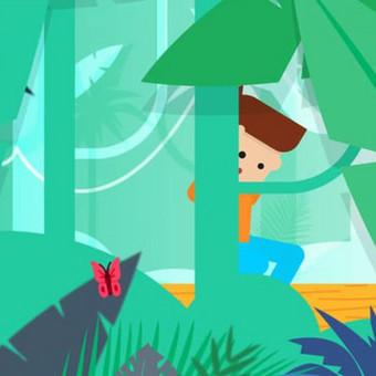2D animacija, video animacija, socialinės medijos, reklama / Domas Ambrazevičius / Darbų pavyzdys ID 334365