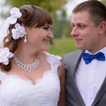 Vestuvių fotografavimas ir filmavimas / Henrikas Kudirka / Darbų pavyzdys ID 335323