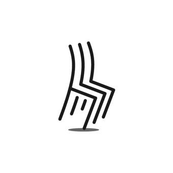 Chair - PARDUODAMAS     Logotipų kūrimas - www.glogo.eu - logo creation.