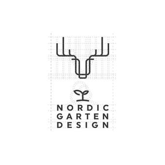 Nordic garten design      Logotipų kūrimas - www.glogo.eu - logo creation.