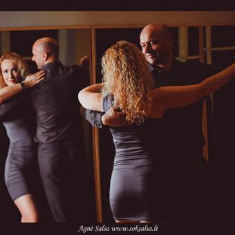 Agnės Salsos šokių mokykla / Agnės Salsos šokių mokykla / Darbų pavyzdys ID 336625