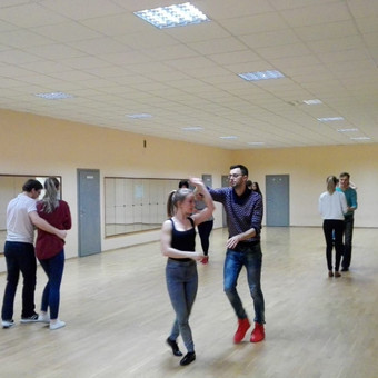 Agnės Salsos šokių mokykla / Agnės Salsos šokių mokykla / Darbų pavyzdys ID 336643