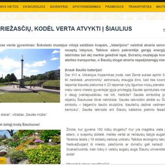 Žurnalistė, rašytoja (visi miestai) / Asta Volkovaitė / Darbų pavyzdys ID 336873