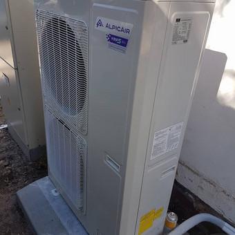 Rekuperacinės sistemos,šilumos siurbliai,prekyba-montavimas / UAB  KORBAS / Darbų pavyzdys ID 337429
