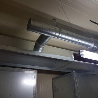 Ventiliacijos,šilumos siurblių prekyba / UAB  KORBAS / Darbų pavyzdys ID 337431