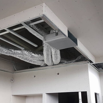 Ventiliacijos,šilumos siurblių prekyba / UAB  KORBAS / Darbų pavyzdys ID 337433