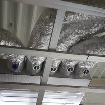 Ventiliacijos,šilumos siurblių prekyba / UAB  KORBAS / Darbų pavyzdys ID 337435