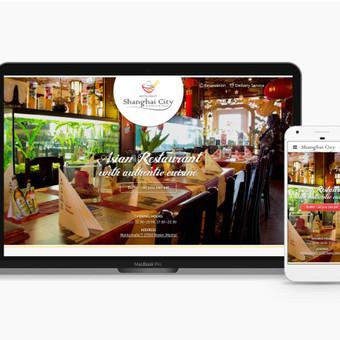 web dizainas (UI/ UX) / Rokas Kraujelis / Darbų pavyzdys ID 338043