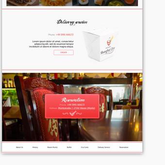web dizainas (UI/ UX) / Rokas Kraujelis / Darbų pavyzdys ID 338099
