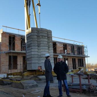 Statybos techninė priežiūra ir projektų / MEMELEX / Darbų pavyzdys ID 338505