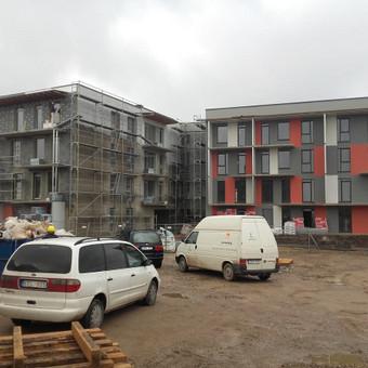 Statybos techninė priežiūra ir projektų / MEMELEX / Darbų pavyzdys ID 338513