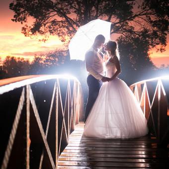 Vestuvių fotografas visoje Lietuvoje / Ernest Šumel / Darbų pavyzdys ID 338621