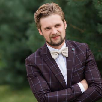 Vestuvių fotografas visoje Lietuvoje / Ernest Šumel / Darbų pavyzdys ID 338647
