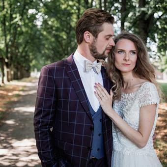 Vestuvių fotografas visoje Lietuvoje / Ernest Šumel / Darbų pavyzdys ID 338655