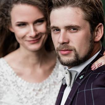 Vestuvių fotografas visoje Lietuvoje / Ernest Šumel / Darbų pavyzdys ID 338663