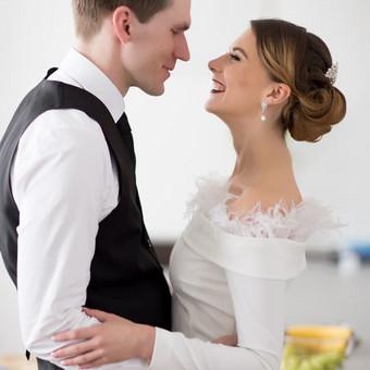 Vestuvių fotografas visoje Lietuvoje / Ernest Šumel / Darbų pavyzdys ID 338671