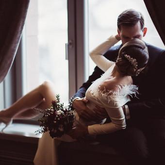 Vestuvių fotografas visoje Lietuvoje / Ernest Šumel / Darbų pavyzdys ID 338681
