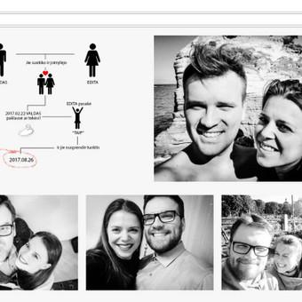 Internetinis vestuvių puslapis <3 / Edita Macikaitė / Darbų pavyzdys ID 338889