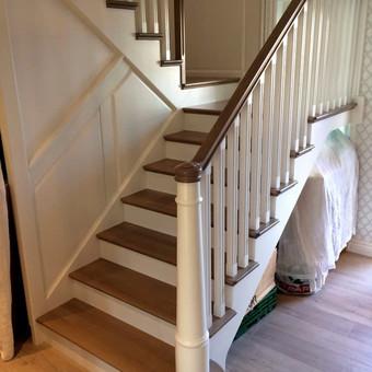 Laiptų gamyba ir projektavimas / UAB Wood Step / Darbų pavyzdys ID 339233