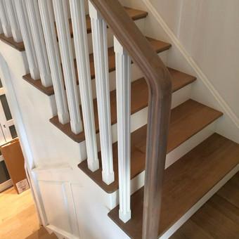 Laiptų gamyba ir projektavimas / UAB Wood Step / Darbų pavyzdys ID 339235