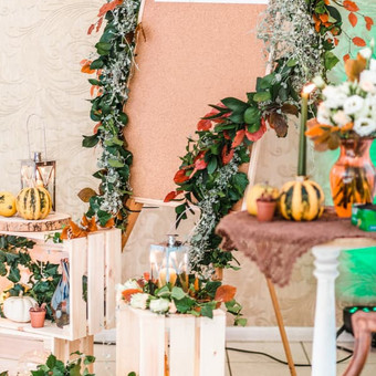 Vestuvių dekoratorė Vakarų Lietuvoje / Erika / Darbų pavyzdys ID 340471