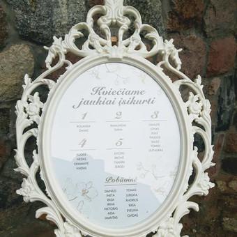 Vestuvių dekoratorė Vakarų Lietuvoje / Erika / Darbų pavyzdys ID 340481