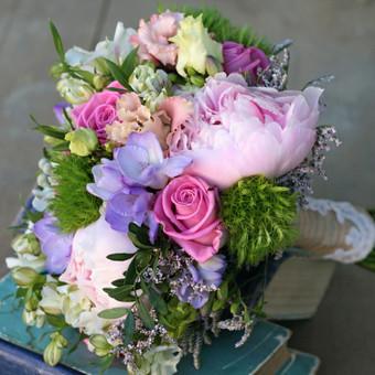 Vestuvinis floristinis dekoravimas / Isdeco / Darbų pavyzdys ID 341617