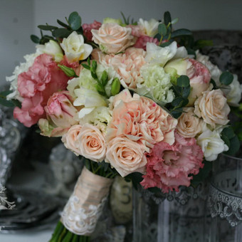 Vestuvinis floristinis dekoravimas / Isdeco / Darbų pavyzdys ID 341629