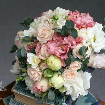Vestuvinis floristinis dekoravimas / Isdeco / Darbų pavyzdys ID 341631