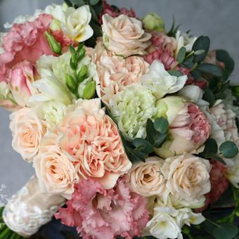 Vestuvinis floristinis dekoravimas / Isdeco / Darbų pavyzdys ID 341633