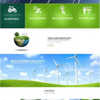Internetinių svetainių kūrimas verslui / Internetinės idėjos - Webpower / Darbų pavyzdys ID 342373