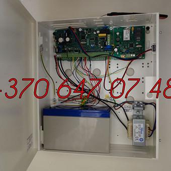 Signalizacijos įrengimas / Evaldas / Darbų pavyzdys ID 342381