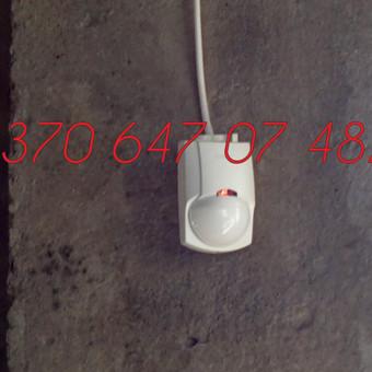 Signalizacijos įrengimas / Evaldas / Darbų pavyzdys ID 342387