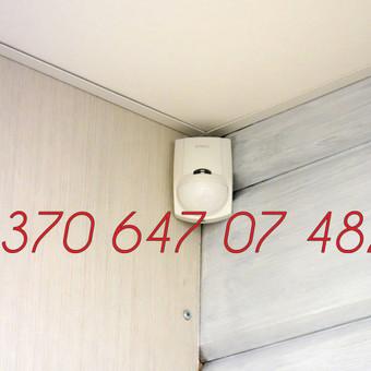 Signalizacijos įrengimas / Evaldas / Darbų pavyzdys ID 342391
