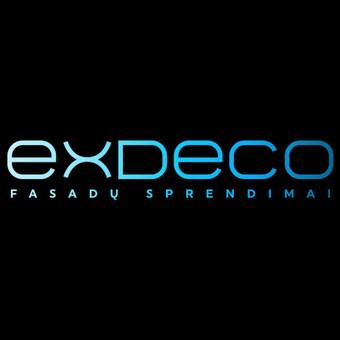 EXDECO       Logotipų kūrimas - www.glogo.eu - logo creation.