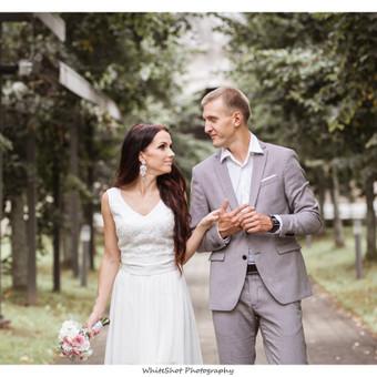 Išskirtiniai pasiūlymai 2018/2019m vestuvėms / WhiteShot Photography / Darbų pavyzdys ID 342843